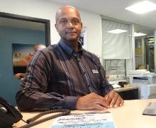 Chelvin Jennings : Service Advisor