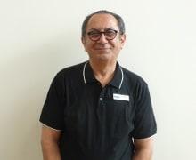 Fred Rashidi : Service Manager