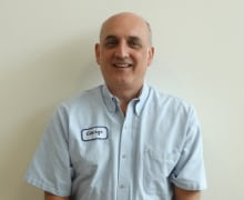 George Liapis : Parts Manager