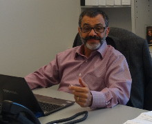Larry Zwaiman : CFO