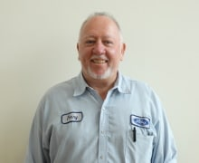 Perry Carroll : Assistant Parts Manager