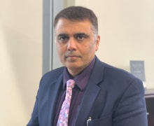 Sandeep Verma : Assistant New Car Sales Manager